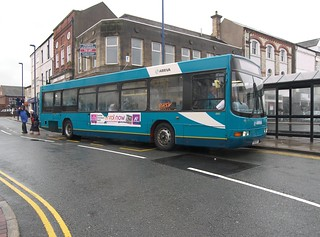 V501 DFT Volvo B10BLE / Wright Renown - Arriva North East 4501