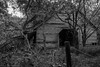 2X7A0882 (Jason_Hathaway) Tags: itasca texas abandoned farm barn cemetery graves couch black white
