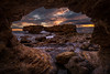 Ladder Rock (RyanLunaPhotography) Tags: california fuji fujifilm ocean orangecounty socal southerncalifornia xt2 beach landscape seascape sunset