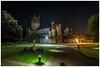 Buckfast Abbey (2) (mdsphotoimages1) Tags: abbey sky stars gras lights trees stone