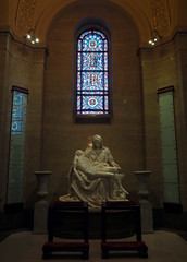2018-03-16 St. Paul Cathedral (189)_PSD (Brian Bauman) Tags: saint paul cathedral founders chapel michelangelo pieta