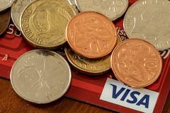 "20180423_9093_7D2-100 ""Put it on the Plastic"" they said (johnstewartnz) Tags: macro macromonday macromondays 100canon 100mm 100mmf28lmacro 100mmmacro plastic 7d2 7d canon7dmarkii canoneos7dmkii canoneos7dmarkii money creditcard coins currency visa"