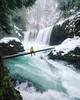 🌍 Columbia River Gorge, Pacific Northwest, US |  Ever Changing Horizon (travelingpage) Tags: travel traveling traveler destinations journey trip vacation places explore explorer adventure adventurer
