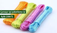 Çamaşır ipi paketle 2500 TL kazan (ekisfirsatlari) Tags: ekiş evdeekiş ekişilanları iş para finans borsa ekonomi türkiye çamaşır ip gelir kazanç
