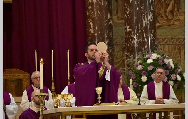Fr. Michael Lenten Mass