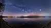 IMG9546 (Calabrones) Tags: kirchsee sachsenkam badtölz sterne sternenklar sternenhimmel milchstrase milkyway nacht tagesanbruch sonnenaufgang bayern oberbayern