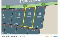 Lot 1144, Saddlers Drive, Gillieston Heights NSW