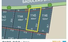 Lot 1144, Saddlers Drive, Gillieston Heights NSW
