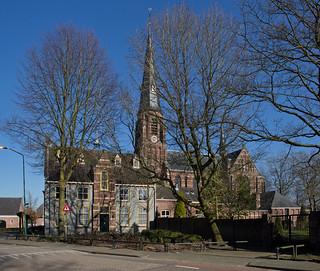 Berkel-Enschot - Caeciliakerk