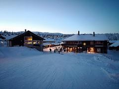 Village at Trysil Høyfjellssenter (A. Wee) Tags: trysil norway 挪威 høyfjellssenter village skiresort 滑雪场 特利西尔