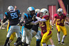 20180325-IMG_3757 (SGEOS AT EARTH) Tags: alpheneagles alphen eagles tilburgwolves tilburg wolves american football sport action