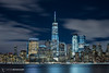 New York Skyline (Arturo Betancourt Photography) Tags: newyork new sky skyview skyporn bluesky blue skyline jersey city night nightphotography nikonistas nikontop nikond750 photo photography photographer photoshoot photograph usa worldtradecenter wtc ny