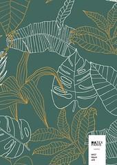 Mist-Macki-C03 (natexfrance) Tags: hiver mist macki jungle feuille trait dessin tropical