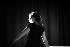 DSC_0505 (Art of the photography) Tags: party noir et blanc black white portrait sing chant danse musique music fête benevole instant present bonheur partage talent