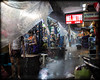 (seua_yai) Tags: asia southeastasia thailand bangkok people street candid asian bangkok2011 patpong rain tropical deluge nightmarket