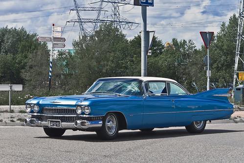 Cadillac Coupé DeVille 1959 (3113)