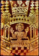 Resurrection (tina negus) Tags: aa ashmolean malvern priory tile resurrection c 1450