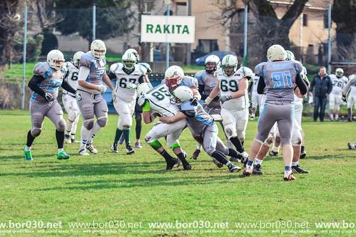 Golden Bears - Legionaries Sremska Mitrovica (01.04.2017)