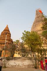 Myanmar-20180324-1313 (ShaneAndRobbie) Tags: myinkabar mandalayregion myanmarburma mm myanmar burma bagan pagoda temple baganarchaeologicalzone baz dhammayangyi