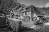 Chalet de montagne, Uchentein, Ariège (BO31555) Tags: chalet nikon d801 résidencesecondaire moulin meunier blackwhite noiretblanc 09 occitanie blackandwhite bernardondryn airiège farine uchentein immo immobilier vallier
