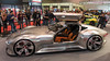Batmobil (splits11) Tags: autos fotoart motorshowessen2018 essen nordrheinwestfalen deutschland de mercedes daimlerbenz daimler bend batmobil sl car cars automobil splits11 ps power