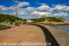 Scalby Mills (nature | landscape photography) Tags: scarboroughdistrict england unitedkingdom gb scalby mills landscape sea cloud canon