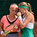 Svetlana Kuznetsova & Kristina Mladenovic