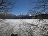The beautiful Karwendel mountains (aniko e) Tags: krün barmsee ice snow spring winter mountains lake outdoors hiking trees karwendel bayern bavaria germany nature landscape