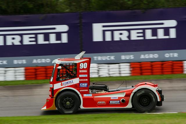 Giuliano Losacco - Foto: Vanderley Soares/Copa Truck