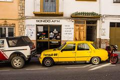 Renault, Andalucía