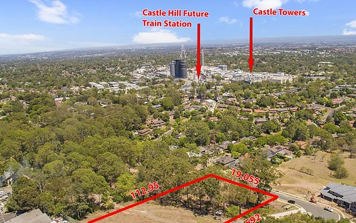 41 Pioneer Place, Castle Hill NSW
