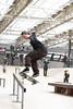 Skate or die (Photography by Martijn Aalbers) Tags: skate skating sport action aktie boys jongens men mannen alternative alternatief guts moed jump spring area51 eindhoven 040 noordbrabant brabant thenetherlands nederland dutch nederlands grain canoneos77d ef70200mmf4lisusm wwwgevoeligeplatennl