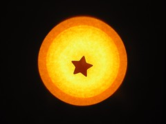 Star (Hannelore_B) Tags: macro beleuchtet illuminated stern star backlight