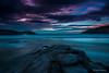 Plentzia (aingerubidaurreta) Tags: sky sea sunset sun summer surf paisaje paysbasque paradise playa plage plentzia bizkaia beach basquecountry beautiful blueocean water waves rocks relax euskalherria euskadi europe dusk dark