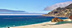 BIG SUR BEACH , CA (Rnoltenius) Tags: calfiforniacalgarybanfflouise potofgold