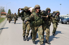 180422-A-LD390-164 (U.S. Army Joint Modernization Command) Tags: blueflagjwa18 usarmyeurope jmc armymodernization hohenfelstrainingarea grafenwoehr jointwarfightingassessment blueflag army strongeurope m88a2herculesrecoveryvehicle 5thsquadron 4thcavalryregiment 2ndarmoredbrigadecombatteam 1stinfantrydivision 54cav germany de