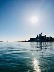 Toronto skyline, spring (Nueva 7) Tags: spring skyline toronto