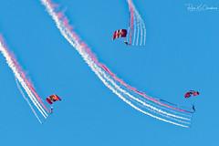 Air Show ... (Bijanfotografy) Tags: nikon nikond500 nikondx dx nikonafp70300vr nikonafplenses doha dohaqatar qatar qatarnationalday nationaldaycelebration nationaldaycelebrationdohaqatar airshowovercorniche sky