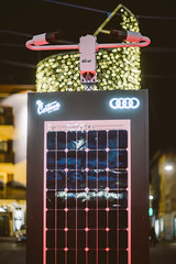 Audi Digital Points (TODO.TO.IT) Tags: interactiondesign interactive installation ledscreen infographics dataviz informationdesign data cortinadampezzo audi