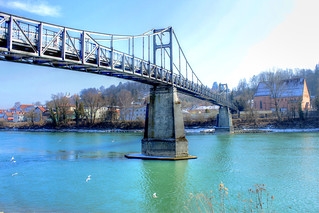 Eisenbahnbrücke - Railway Bridge