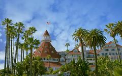 Hotel Del Coronado (shishirmishra1) Tags: hotel delcoronado historical old luxury beachfront landmark sandiego california usa explore travel stay architecture