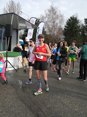 10kmMoiransK-20180325-Cecile-Bouet-apres-arrivee