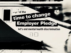 Oh Baby (sjpowermac) Tags: employer pledge mental health change workplace challenge discrimination