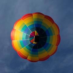 13/52 Outtake - Symmetry (Lyndon (NZ)) Tags: balloon week132018 52weeksin2018 weekstartingmondaymarch262018 aircraft colour symmetry newzealand nz wairarapa ilce7m2 sony carterton sky