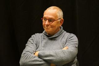 Afscheid Jan de Vries .Na het leggen van een Geweldige Fundering voor Omroep  Meierij namen we vanmiddag in ´t Spectrum in Schijndel afscheid van hem