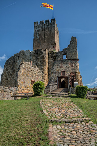 Westweg Etappe 13 | Burg Roetteln