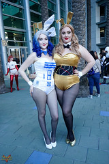 Wondercon 2018 Cosplay (V Threepio) Tags: 2870mm vthreepiophotography wondercon2018 anaheim cosplay costume event sonya7r vthreepio straight from camera unedited