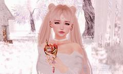 Sweet (Sahris) Tags: sweet swallow catwa s0ng punch mudskin empire usagi secondlife girl kawaii cute ison yummy moonamore nani