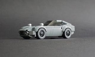 Lego 1967 Toyota 2000GT - 01