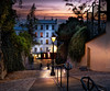 Montmartre (photoserge.com) Tags: montmartre stairs colors light cityscape city